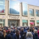 Grand opening of new shopping centre in Husum attracts 35,000 visitors