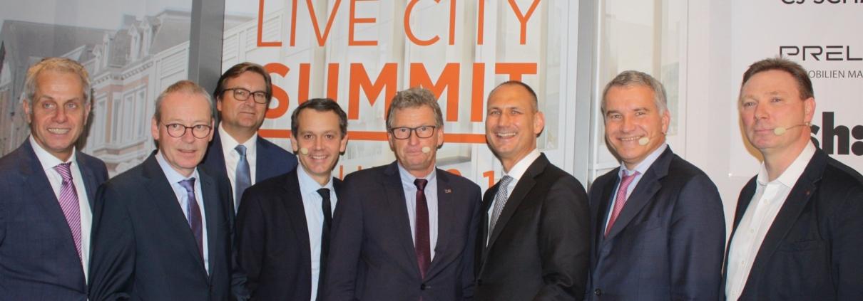 """Live City Summit am 12. November in Husum zum Zukunftsthema: """"Was braucht die Stadt in digitalen Zeiten?"""""""