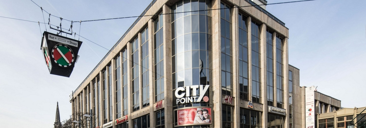 City Point Bochum shopping centre turns 30: That calls for a celebration!