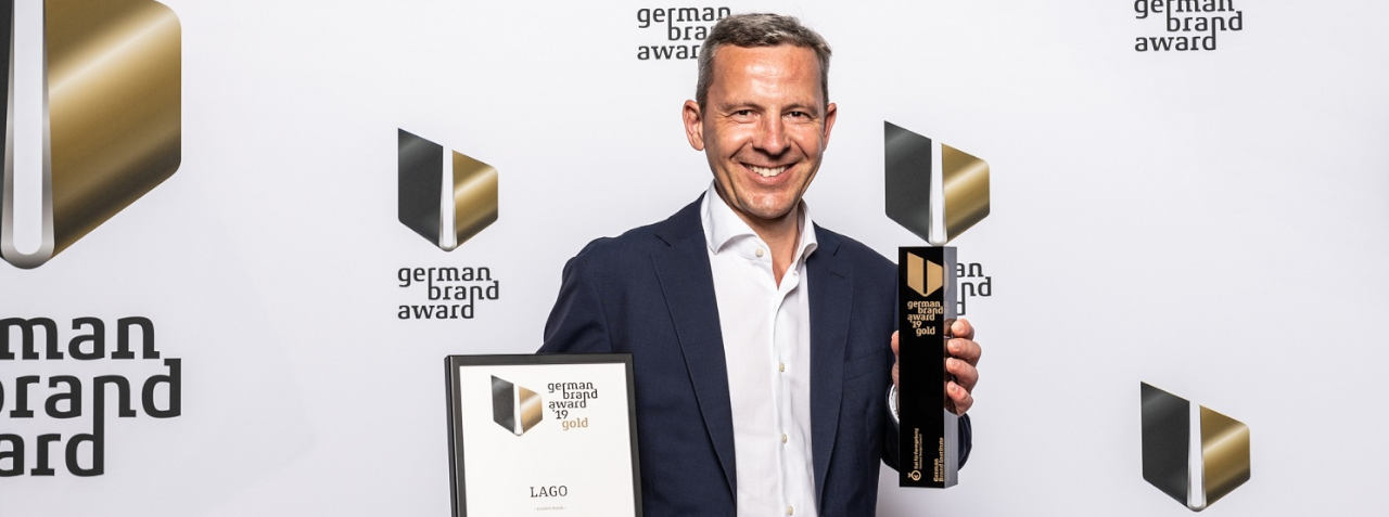 Shopping Center LAGO gewinnt German Brand Award