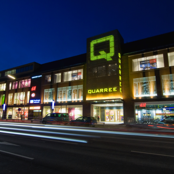 Shopping-Center-Wandsbek-Hamburg