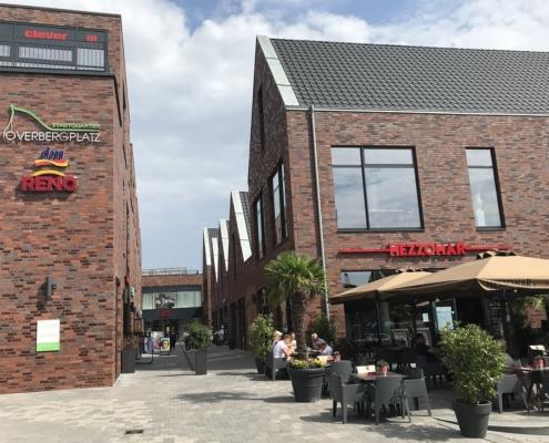 "Stadtquartier Overbergplatz"" in Dülmen"